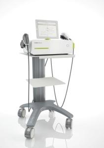 MASTERPULS MP100 ultra Tablett und Trolley